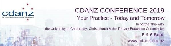 CDANZ National Conference 2019